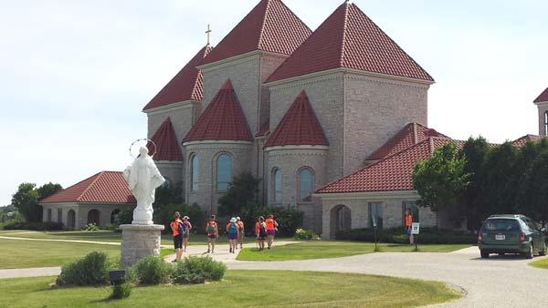 Carmelite Monastery in Denmark, Wisconsin